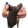Shear Comfort Full Western Sheepskin Seat Saver for Sale!