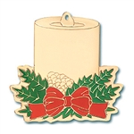 Candle Ornament