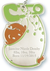Bundle of Joy 2 Ornament
