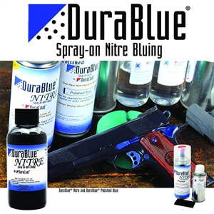 DuraBlue® Nitre - Aerosol Application