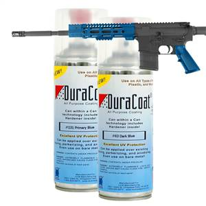 DuraCoat® Standard Colors - Blues - Aerosol Application