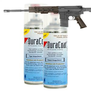 DuraCoat® Standard Colors - Browns - Aerosol Application
