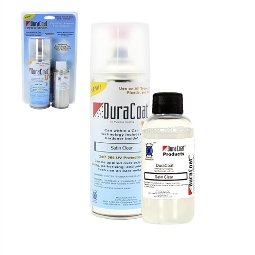 DuraCoat®Â Clear - Liquid Application