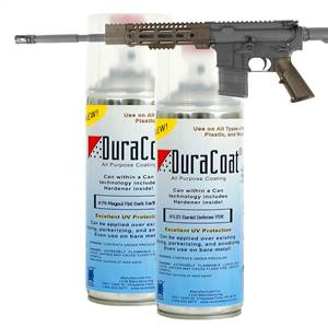 DuraCoat® Standard Colors - Dark Earths - Aerosol Application