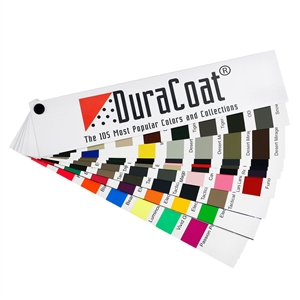 DuraCoat® Sample Chips