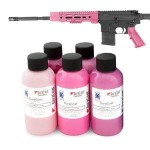 DuraCoat® Standard Colors - Pinks - Liquid Application