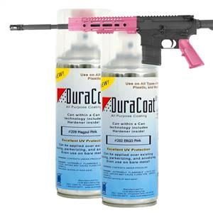DuraCoat® Standard Colors - Pinks - Aerosol Application