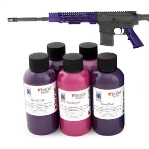 DuraCoat® Standard Colors - Purples - Liquid Application