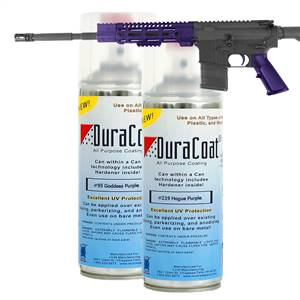 DuraCoat® Standard Colors - Purples - Aerosol Application