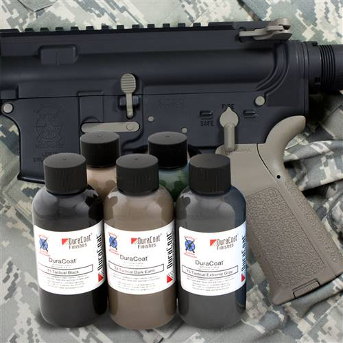 DuraCoat® Tactical Ultra Flat Colors - Liquid Application