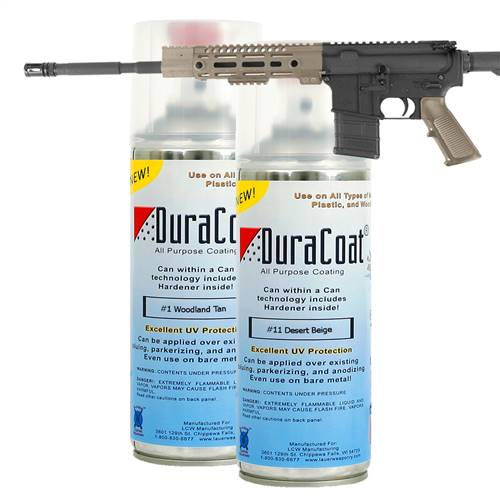 DuraCoat® Standard Colors - Tans - Aerosol Application