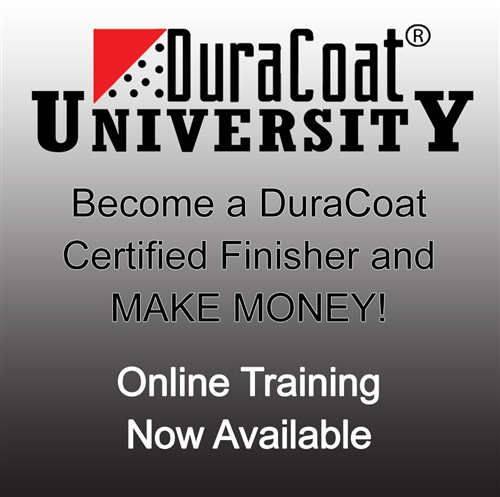 DuraCoat University - DuraCoat Certification Course