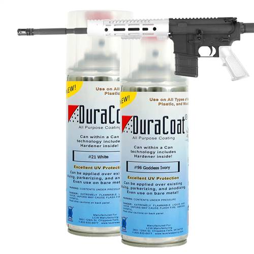 DuraCoat® Standard Colors - Whites - Aerosol Application