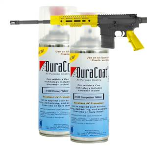 DuraCoat® Standard Colors - Yellows - Aerosol Application