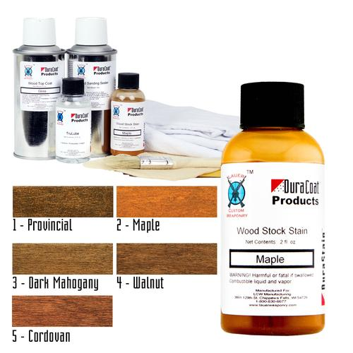 DuraStain™ Solvent-Based Wood Stain