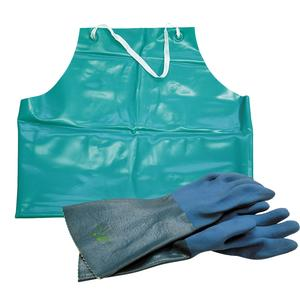Protective Apron & Parkerizing Gloves