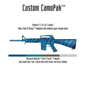 Custom CamoPak™ - 6 Colors