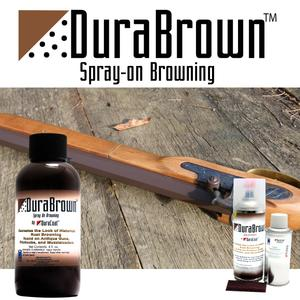 DuraBrown™ Spray-On Browning - Liquid Application