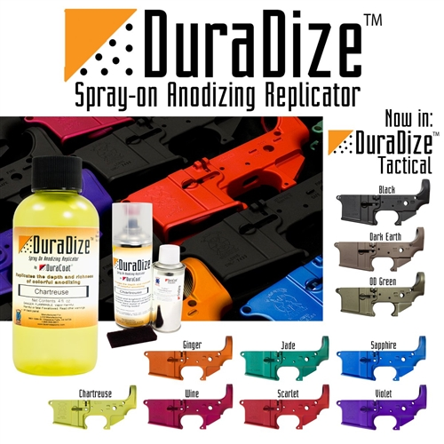 DuraDize™ Anodizing Replicator - Liquid Application