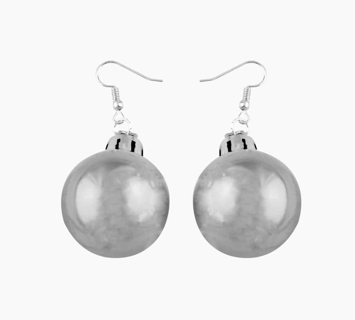Christmas Earrings 24 Bauble