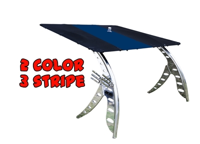 Big Air Super Shadow Bimini -  2 COLOR (3 stripes)