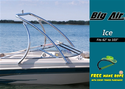 big air ice cheap wakeboard tower