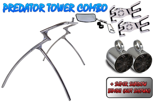 Big Air Predator Tower Combo #1