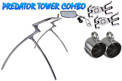 Big Air Predator Tower Combo #2