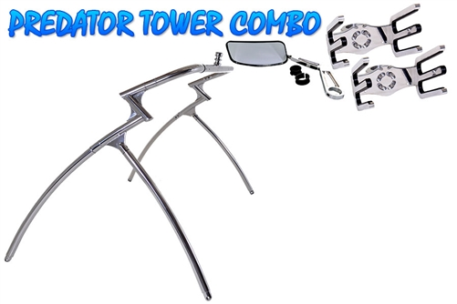 Big Air Predator Tower Combo #6