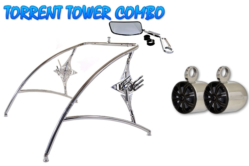 Big Air Torrent Tower Combo #2