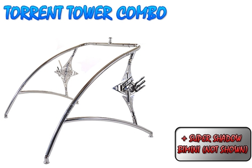 Big Air Torrent Tower Combo #4
