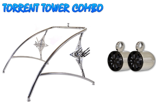 Big Air Torrent Tower Combo #5