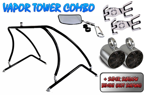 Big Air Vapor Tower Combo #1