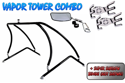 Big Air Vapor Tower Combo #3