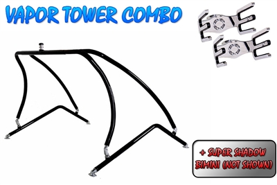 Big Air Vapor Tower Combo #4