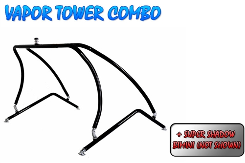 Big Air Vapor Tower Combo #8