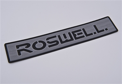 Roswell Logo Step Pad