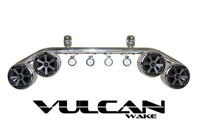Vulcan Wake Speaker and Light Combo