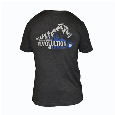 Wake Essentials Evolution T-shirt