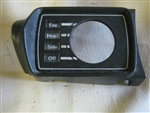 XJ6 Light Switch Surround / Cover - DAC3090