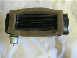 XJ6 Demister Duct - Left  CAC3171 CAC3207