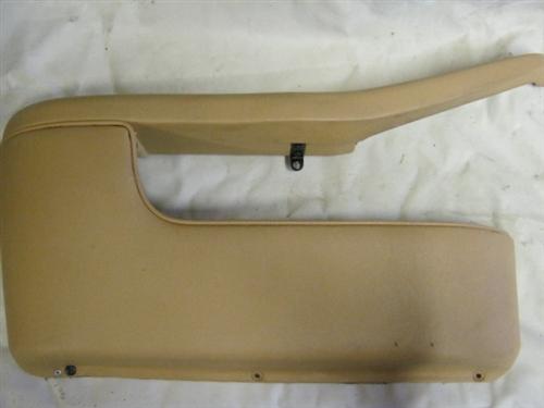 Jaguar xj6 front door armrest and pocket left bac1434 for Pocket front door