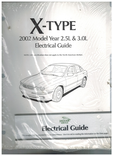 Jaguar x type electrical guide 2002 our sciox Choice Image
