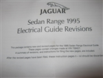 XJ6 X300 Electrical Guide - 1995 Revisions S95/95SEDA