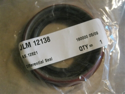 X300 XJ6 XJS Differential Output Shaft Seal - JLM12138