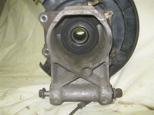 Jaguar XJ6 XJ40 Hub Carrier - Rear Right CCC3984