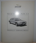 XJ6 XJ40 Product Enhancement - 1988 S-28