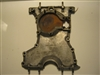 XJ6 Front Timing Cover 4.2L EAC2061