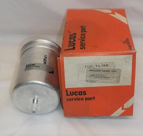 Jaguar XJ6 XJ12 XJS Fuel Filter EAC3112Jaguar Parts - EverydayXJ