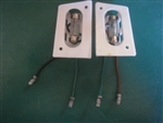 XJ6 XJ12 Interior Lamp Housing - DAC2040 DAC2041